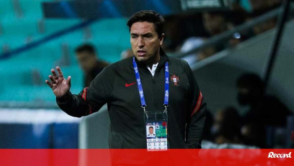 """Roy Jorge praises Danny Motta and Gonzalo Ramos: """"We have a different style spearhead"""" - European U21"""