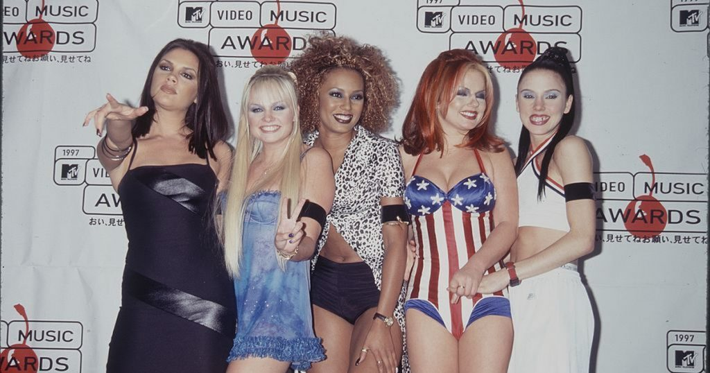 Spice Girls - New Single.  How have they changed, and how are they now?