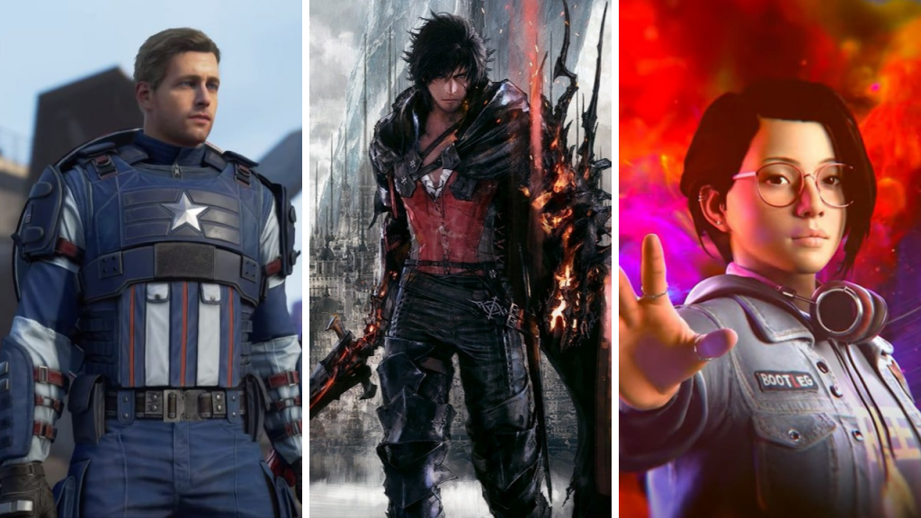 Square Enix at E3 2021    Where to watch, what time to start and what to expect
