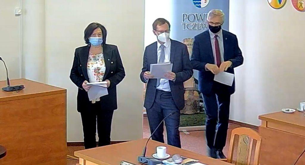 "Tczew poviat.  New Councilors of Tczew Poviat Council ""Poviat 2023"" established"