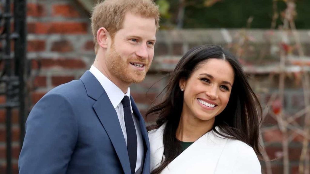 The beautiful story that inspired the name of Harry and Meghan Markle's daughter