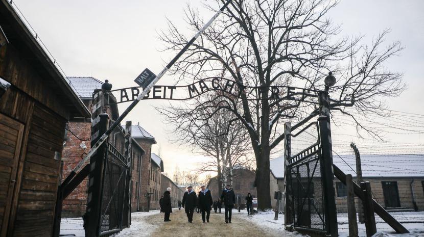 Morreu o último soldado que esteve na libertação do campo de Auschwitz