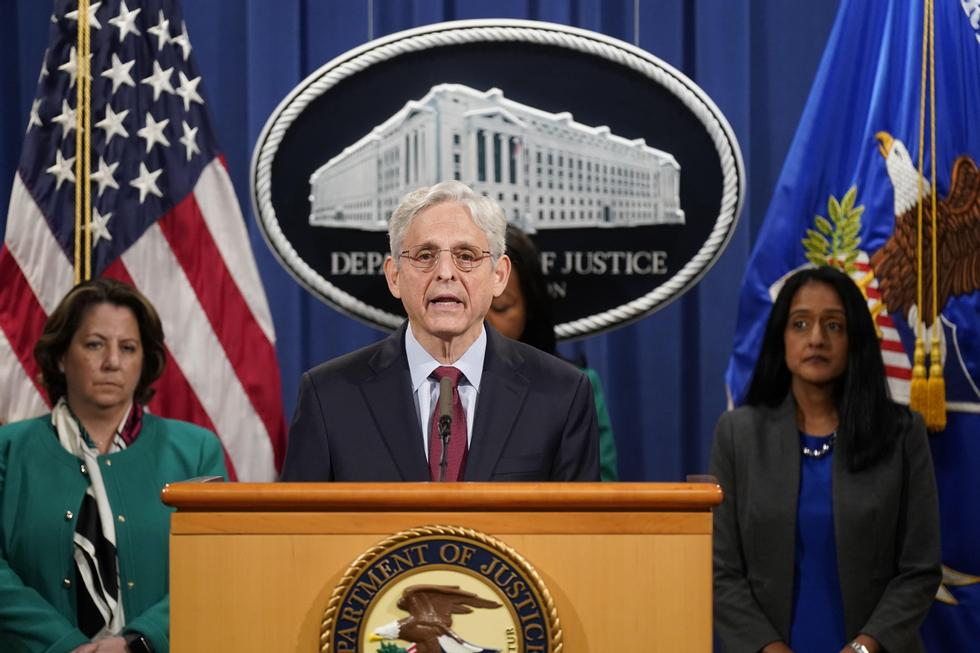 US Department of Justice sues Georgia