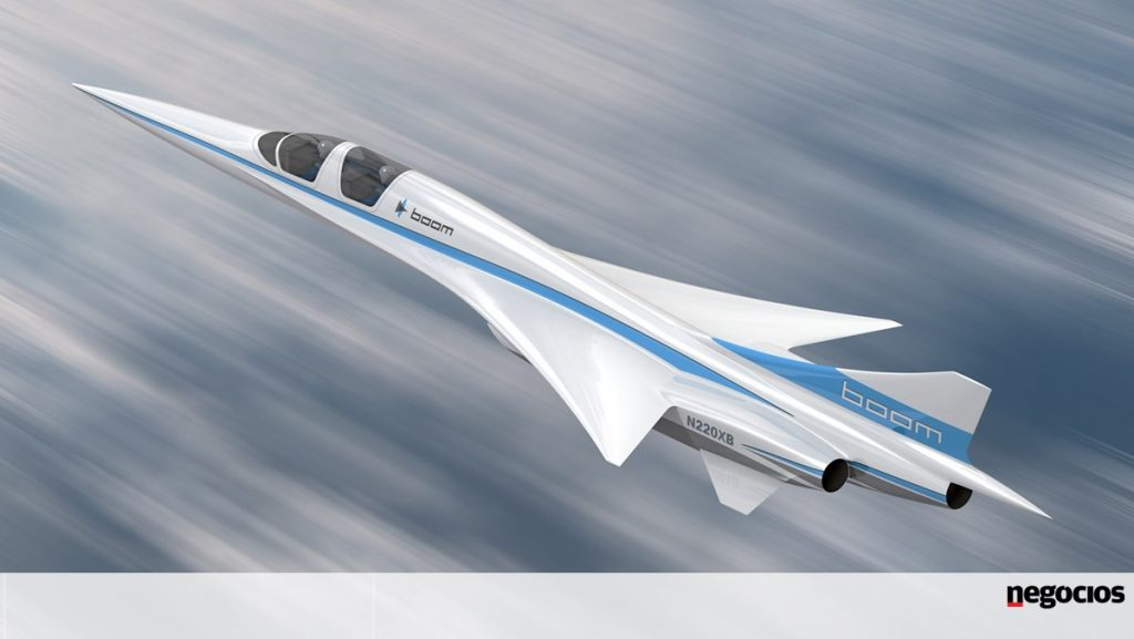 United Airlines buys 15 supersonic aircraft from Boom for $3 billion