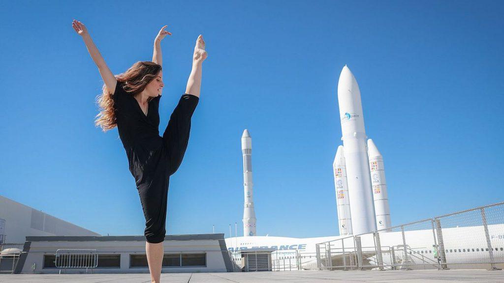 Video.  Dance in zero gravity to advance science
