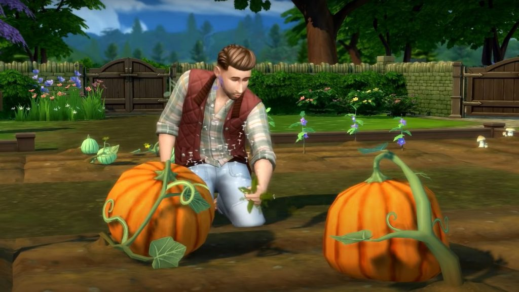 finally!  The Sims 4 announces a new rural life expansion pack