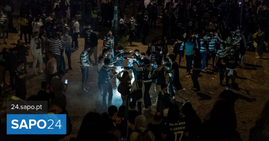 13-year-old boy shot in the head by police during Sporting celebrations - News