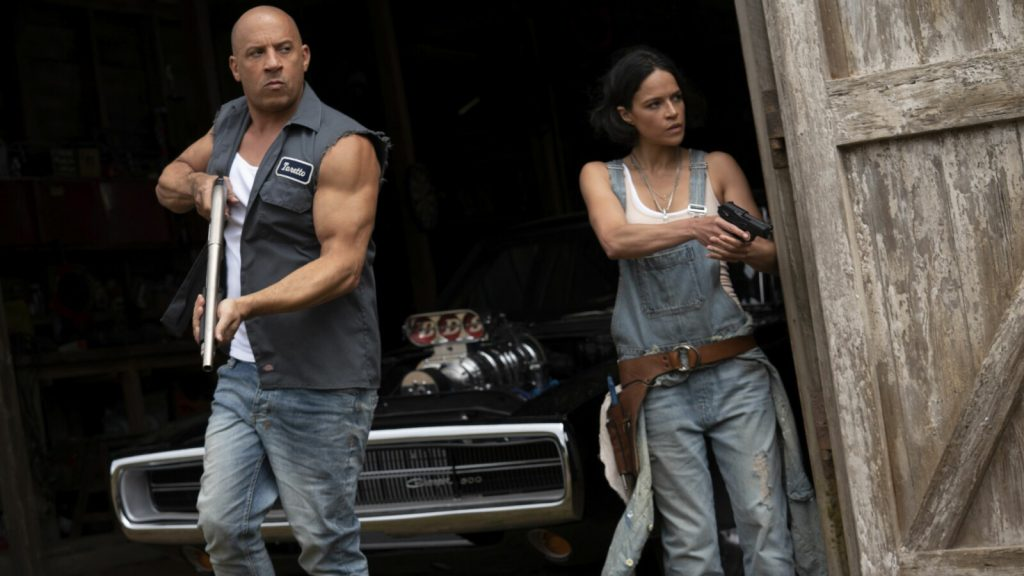 Fast & Furious 9: How crazy are fast pictures in Japan!