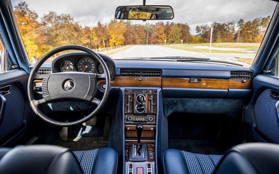 Living conditions here, the driver's seat that showed the stubbornness of any car enthusiast.  Photo: Mercedes-Benz AG - Mercedes-Benz