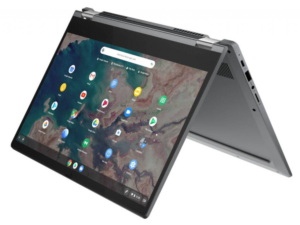We can now buy Lenovo ChromeBooks in Portugal