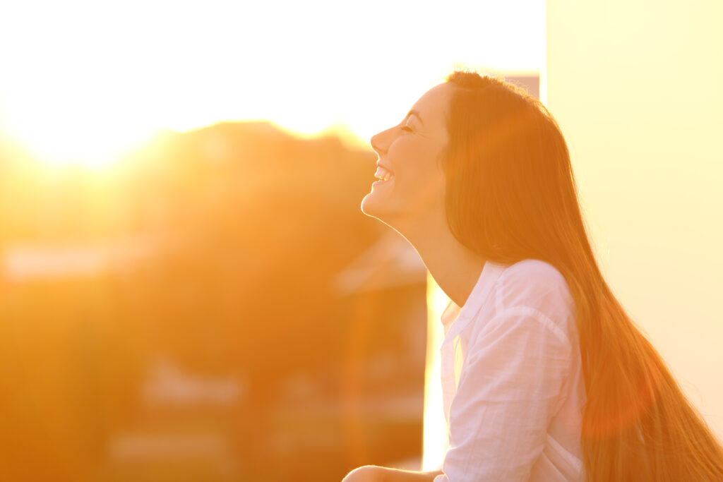 A dermatologist explains that exposing yourself to the sun in moderation helps keep you healthy