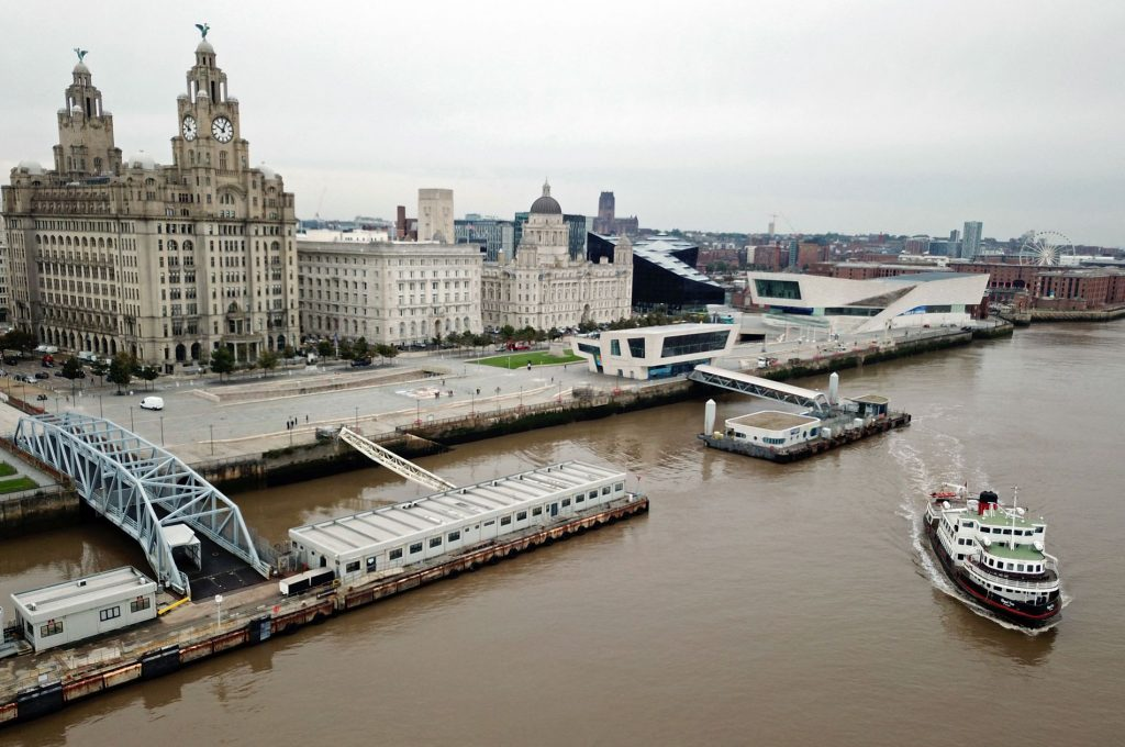 Liverpool removed from UNESCO's World Heritage List - VG
