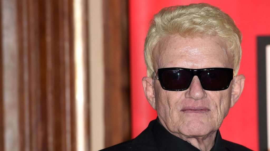 Heino is stunned: the flood destroyed his daughter's grave