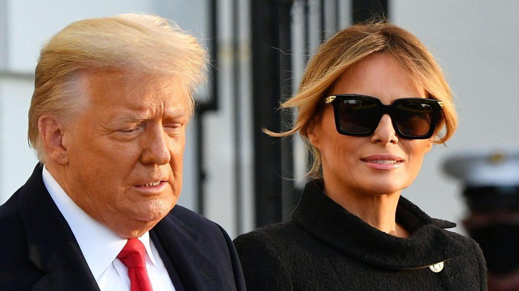 Donald Trump, USA |  Melania Trump's ex-girlfriend:
