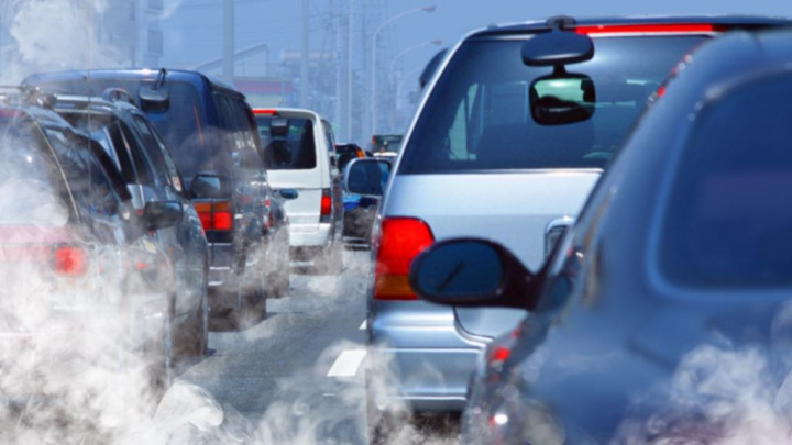 Electric vehicle combustion pollution ICCT