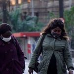 How does science explain the low temperatures in Brazil?