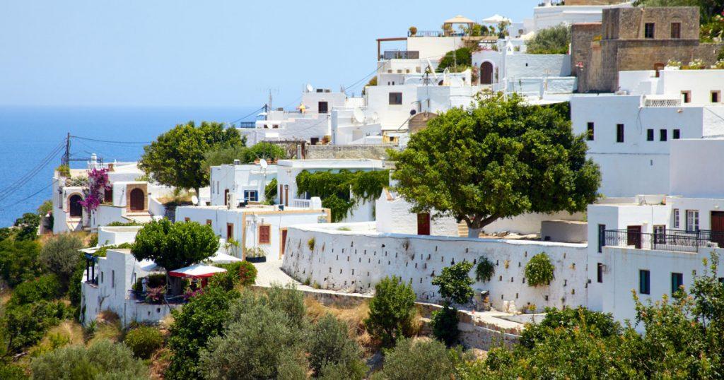 Greek holiday islands: - beware of holiday pearls