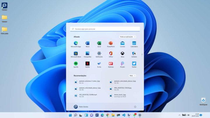 Windows 11 Microsoft Beta maduro