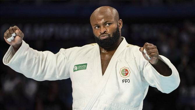 A BOLA - Judo: Jorge Fonseca wins first medal for Portugal (Olympic Games)