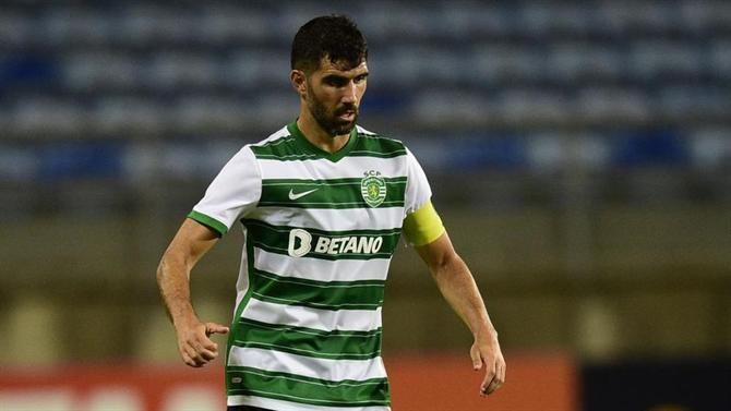 """BOLA - Luís Neto presents a recipe for the new season: """"You should be double"""" (Sporting)"""