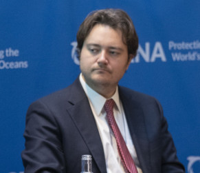Secretary of State for the Ministry of Foreign Affairs, Jens Frolich-Holte.