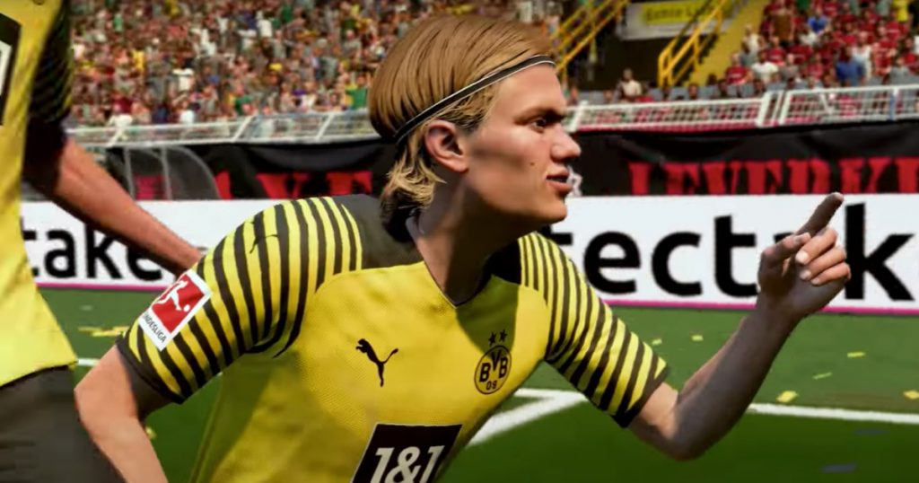 FIFA 22 releases a new trailer for the game.  Fans are disappointed