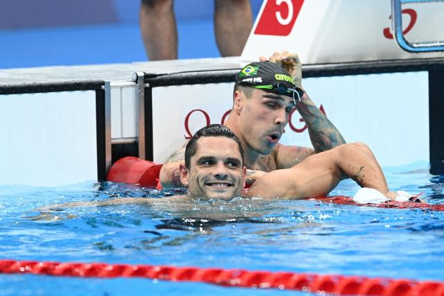 """Florent Manado for the 2nd time in the 50m half at the Tokyo Olympics: """"I decided to go"""""""