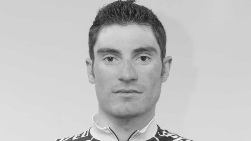 Former cyclist Fabio Serra has passed away at the age of 36