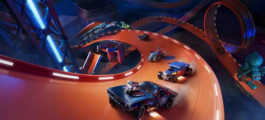 Hot Wheels Unleashed will, at launch, have 66 vehicles available;  Watch the new trailer