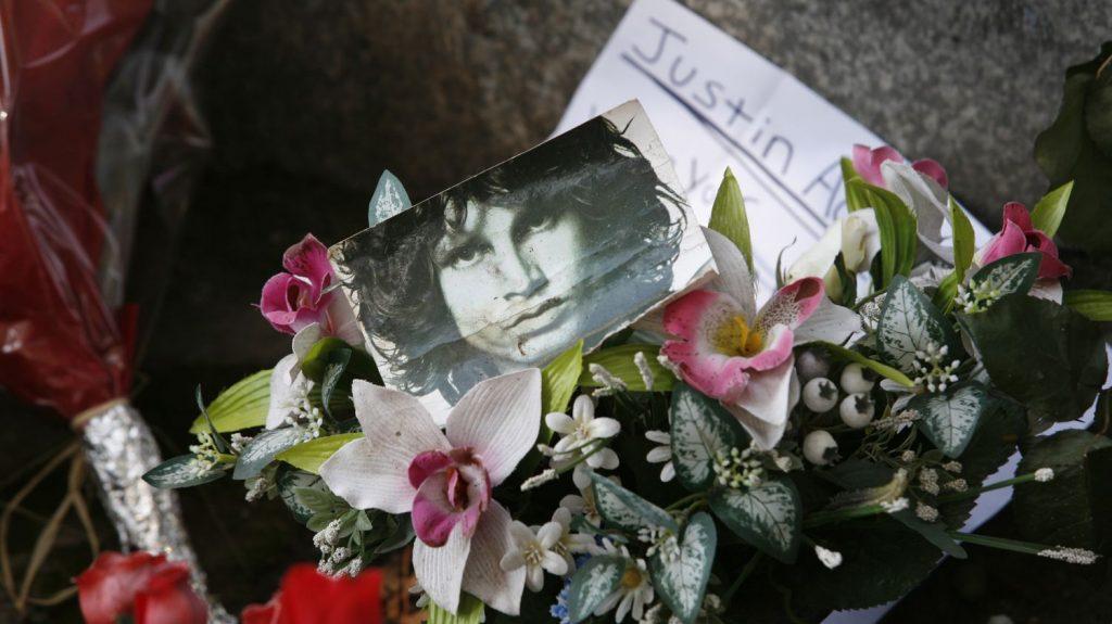 Jim Morrison, Rock in the Nerves
