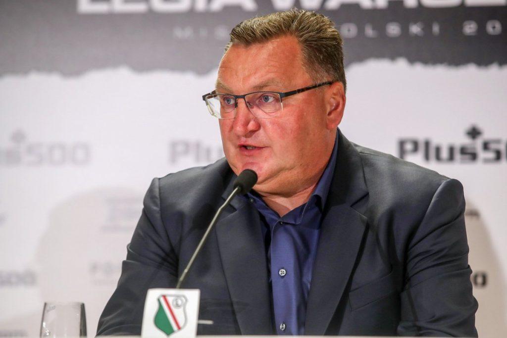Legia.net - Legia Warsaw - Chesapeake Mishnevich: We played smart