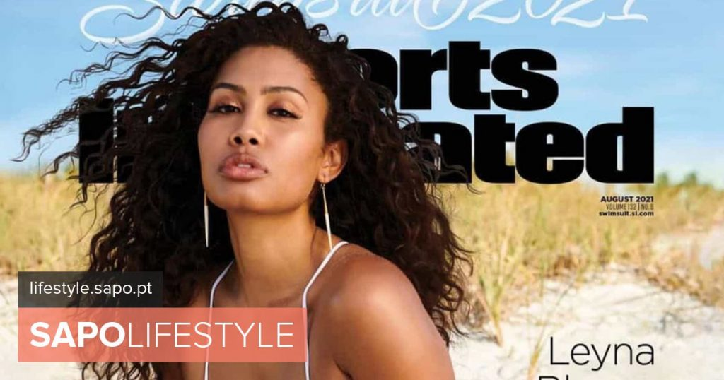 Leyna Bloom makes history: Sports Illustrated's first transgender swimsuit - News