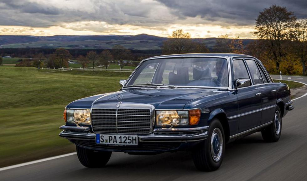 Mercedes-Benz 280 SE: I smashed the car - then came an offer that was impossible to refuse