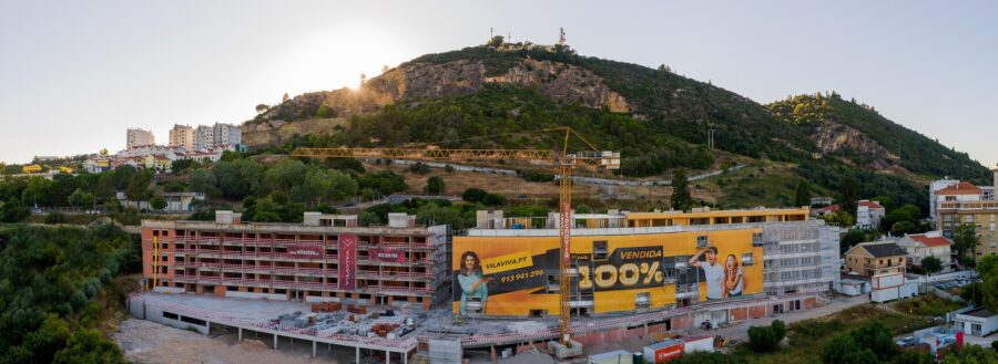 One of the largest housing projects in Greater Lisbon is 100% sold out at the height of the pandemic - Executive Digest