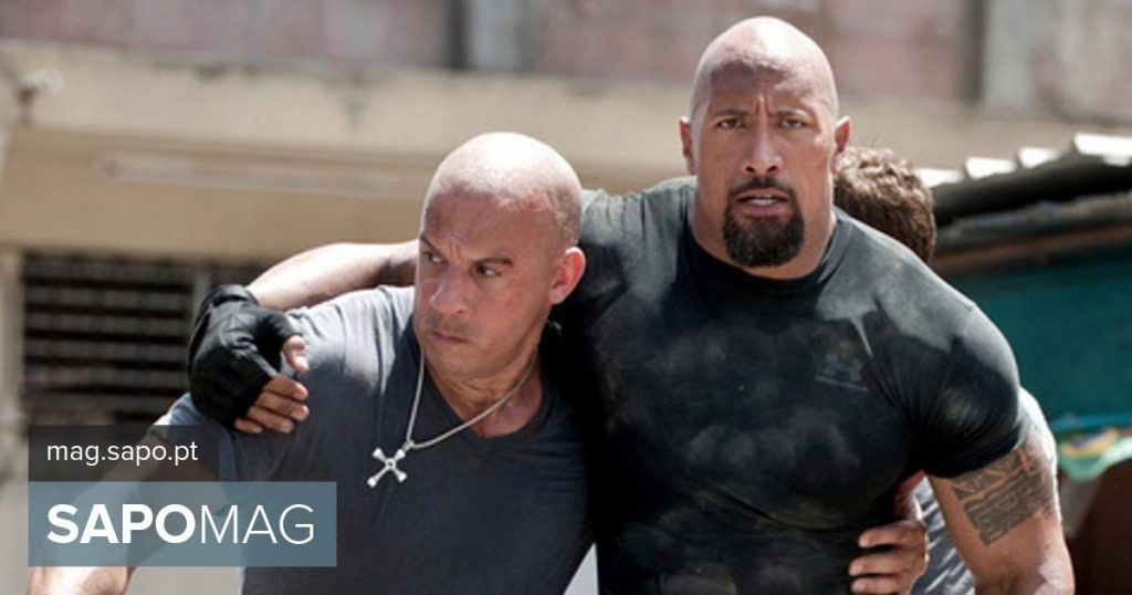 'Raging Speed': Dwayne Johnson says Vin Diesel's explanations for their anger made him laugh a lot