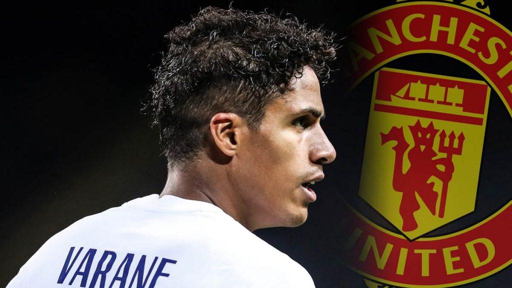Raphael Varane steht vor einem Wechsel von Real Madrid zu Manchester United.