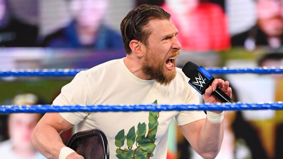 WWE angered by Daniel Bryan's move in AEW