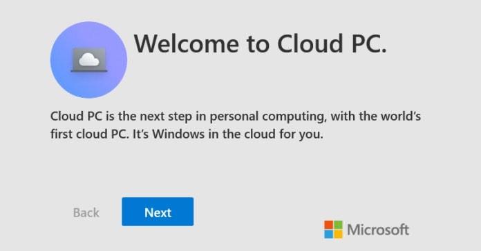 Windows 365 Advance