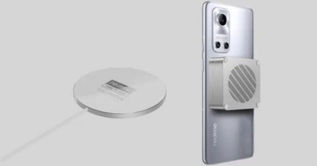 Realme MagDart: Incredible Magnetic Charging Technology [vídeo]