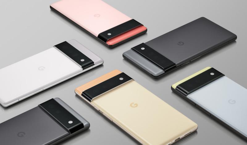 Google announces its new smartphone hello Pixel 6