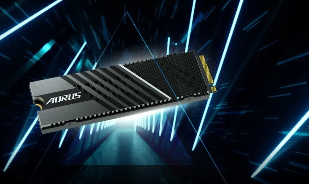 PS5: Gigabyte joins Seagate and Western Digital, also announces NVMe SSD compatibility with console