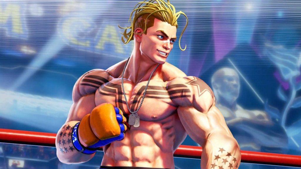 Street Fighter V will have an unprecedented Luke
