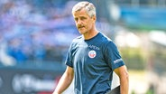 Coach Jens Hartell FC Hansa Rostock © Image Alliance / Photo Booth |  Photo Booth / People
