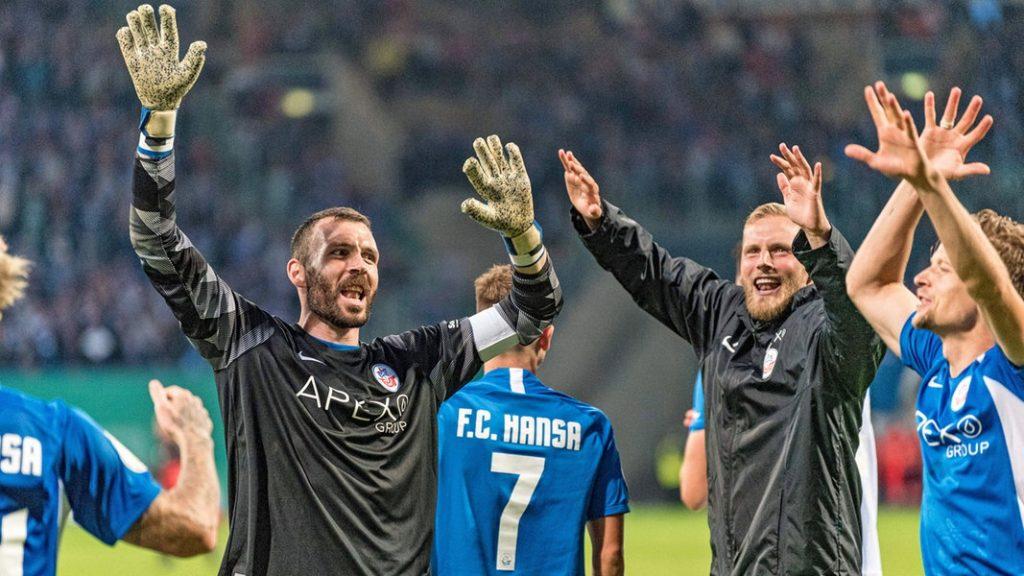 Happiness at Hansa Rostock before the rematch against Heidenheim NDR.de - Sports