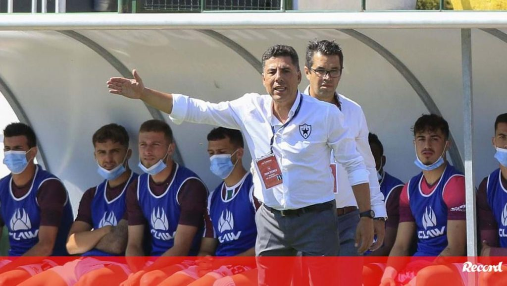 """Roy Santos: """"It was not the result we wanted."""" - Amadora"""