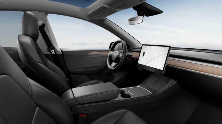 Tesla Model Y Portugal electric car