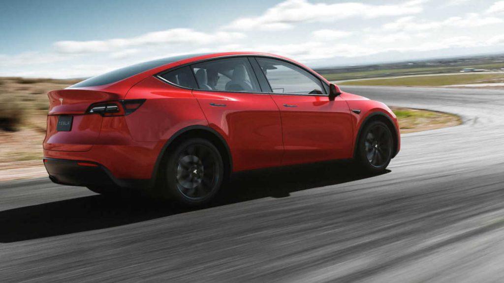 Tesla Model Y Portugal carro elétrico