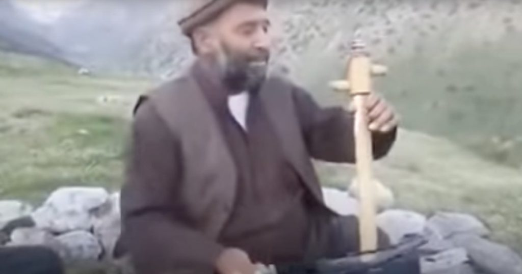 Afghanistan: - - They shot him in the head