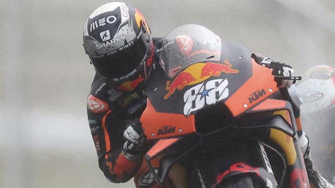 A BOLA - Miguel Oliveira returns as a 'new' team (Moto GP)