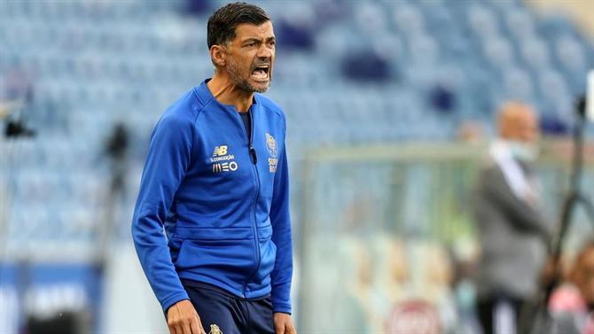 A BOLA - Sérgio Conceição sees four candidates with one candidate (FC Porto)